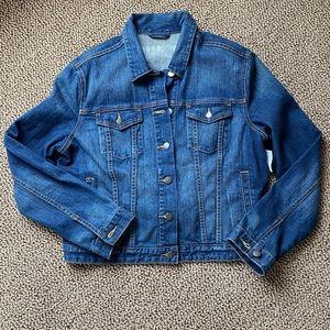 Nwt Gap Icon denim jacket